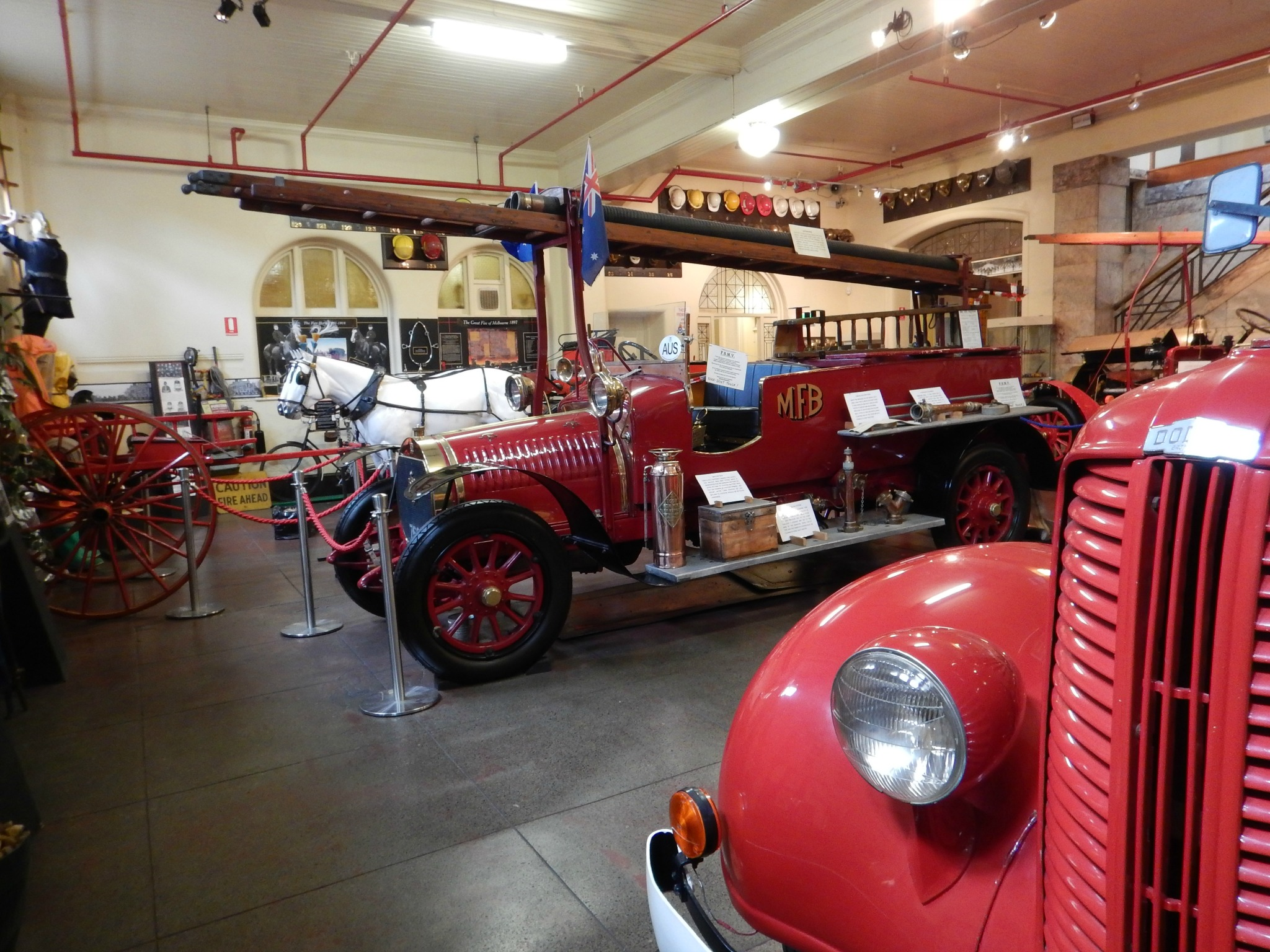 Fire Services Museum Victoria
