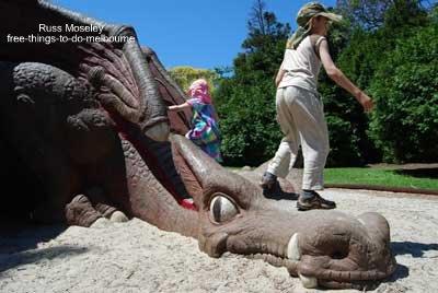 Fitzroy Park playground