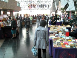 Book Market Federation Square