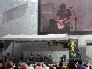 Federation Square Stage