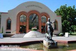 Fitzroy Gardens Conservatory