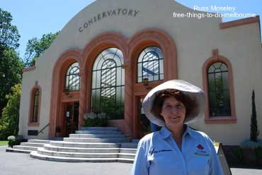 Fitzroy Gardens Tour Guide