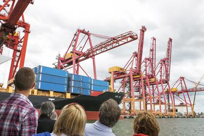 Port of Melbourne Free Boat Tour