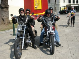 Harley Davidson Tour