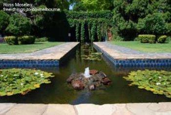 Pioneer Women's Memorial Garden