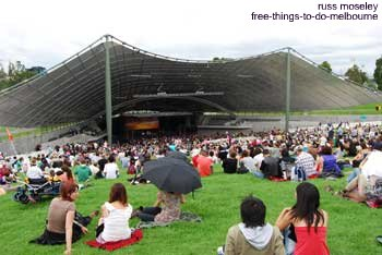 Sydney Myer Music Bowl
