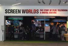 Screen Worlds at The Australian Centre for the Moving Image