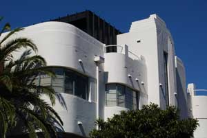 St Kilda Art Deco building