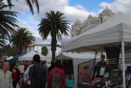 St Kilda Market