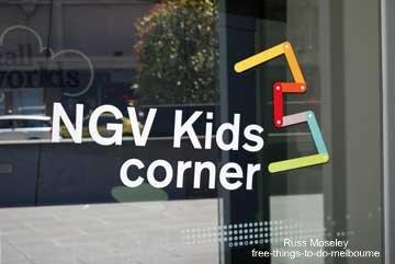 NGV Ian Potter Centre