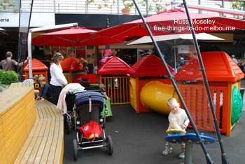 Prahran market playground
