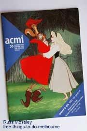 ACMI Monthly Program