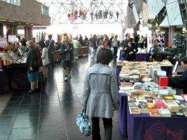Book Market Federation Square