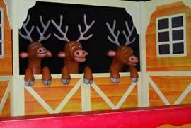 David Jones Christmas Cave
