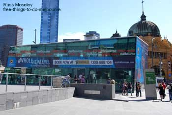 Melbourne Visitors Centre