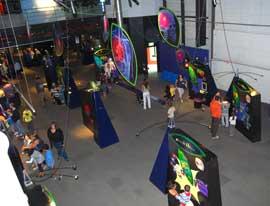 Scienceworks exhibition