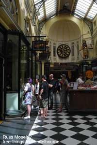 Suga, Royal Arcade