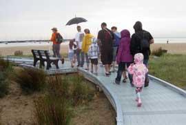 St Kilda Walk on the Wildside tour
