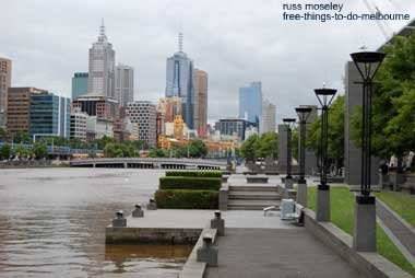 Yarra River Melbourne City